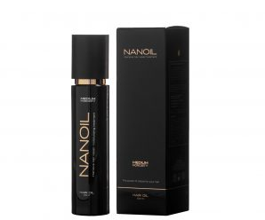 Intensive hair repair moisturising - Nanoil