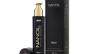 Nanoil - best hair product