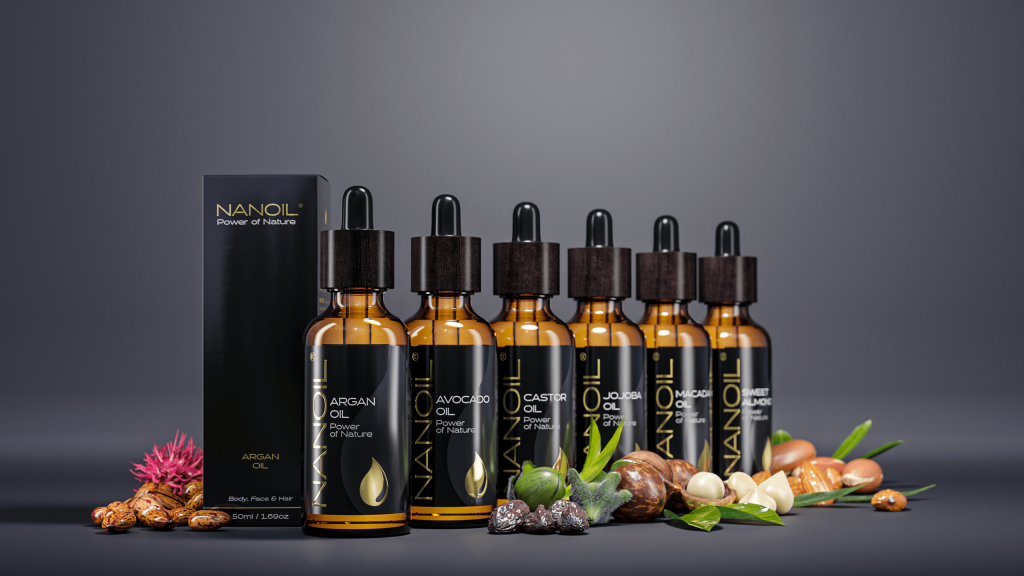 beauty oils nanoil