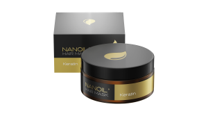 Better Than Hair Oil: Nanoil mask infused with keratin